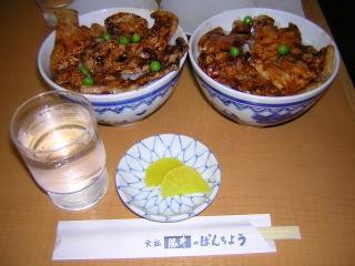 DSCN3016豚丼
