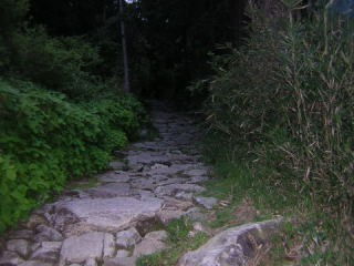 熊野古道尾鷲